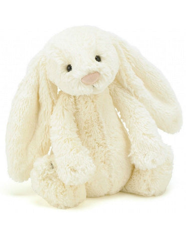 The Baby's Room Jellycat Bashful Cream Bunny Medium