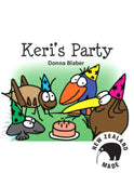 Kiwi Critters Wee Book - Keri's Party