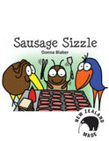 Kiwi Critters Wee Book - Sausage Sizzle