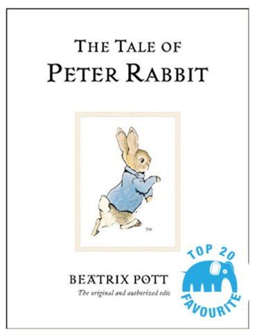 Tale of Peter Rabbit Board Book