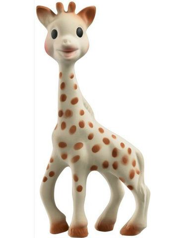 Sophie la Giraffe - original natural teether - comes in a Sophie gift box
