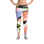 Spring Dreams Gals Leggings