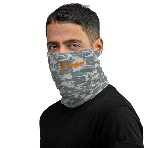 Digital Camo Neck Gaiter