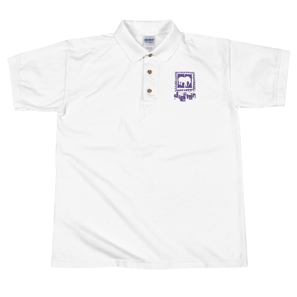 D' Kordel Embroidered Polo Shirt