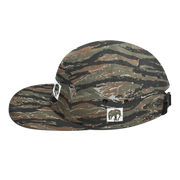 Dreamin Long Camo Five Panel Cap