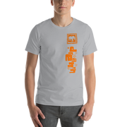 D' Vertical mens T-Shirt