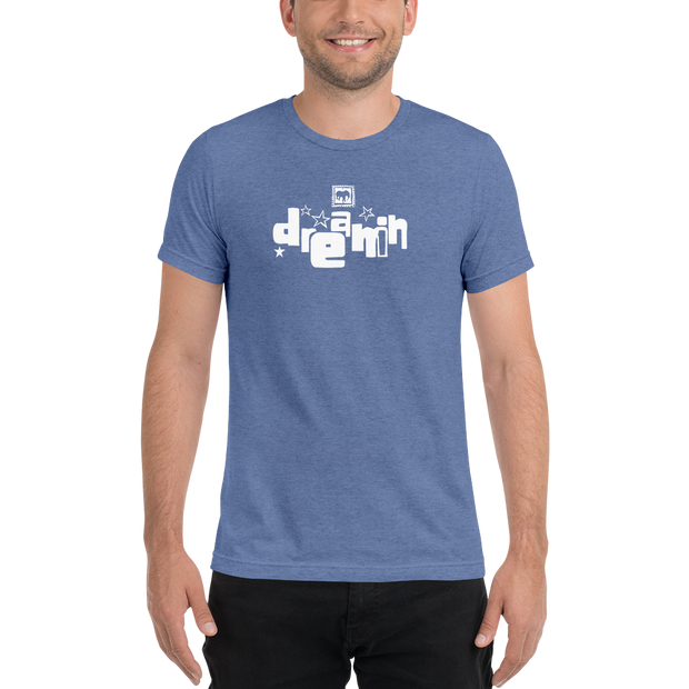 Dreamin' Triblend Mens T-Shirt