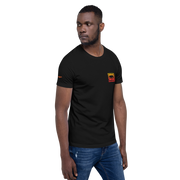 D' Gradient Mens T-Shirt