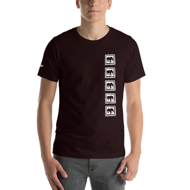 D' side bar mens T-Shirt