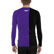 Purple Dreams  Rash Guard