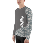 Military Dreams Rash Guard