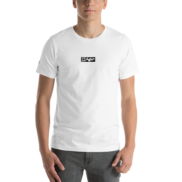 Black Label  Mens T-Shirt