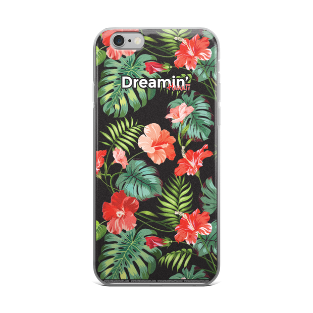 Hawaiian series - iPhone 5/5s/Se, 6/6s, 6/6s Plus Case
