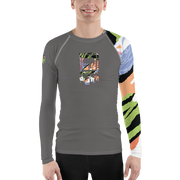 Spring Dreams Rash Guard
