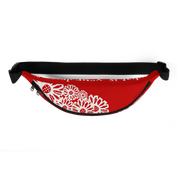 Red Demon Fight Fanny Pack