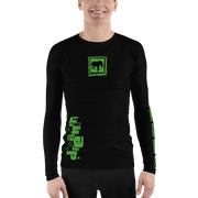 Acid Green Rash Guard