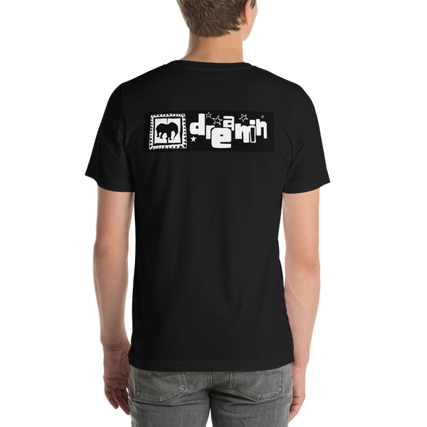 Black Tag Mens T-Shirt