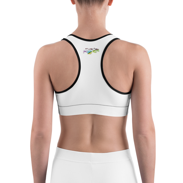 Spring Dreams Gals Sports Bra