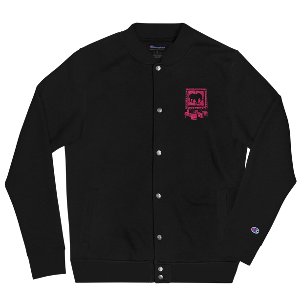 DRM x Champion together  Bomber Jacket