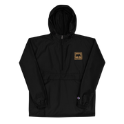 Dreamin'x Champion Packable Black  Jacket