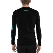 Ocean Blue Dreams  Rash Guard