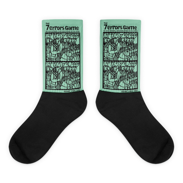 Kordel 7 errors Socks