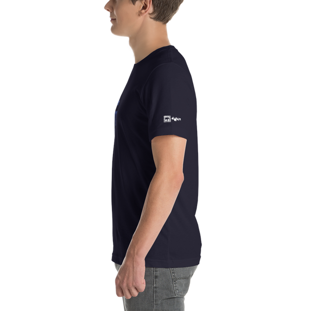New Patron Blue on Blue T-Shirt