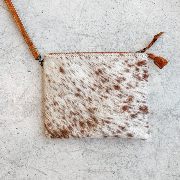 Small Cow Hide Purse