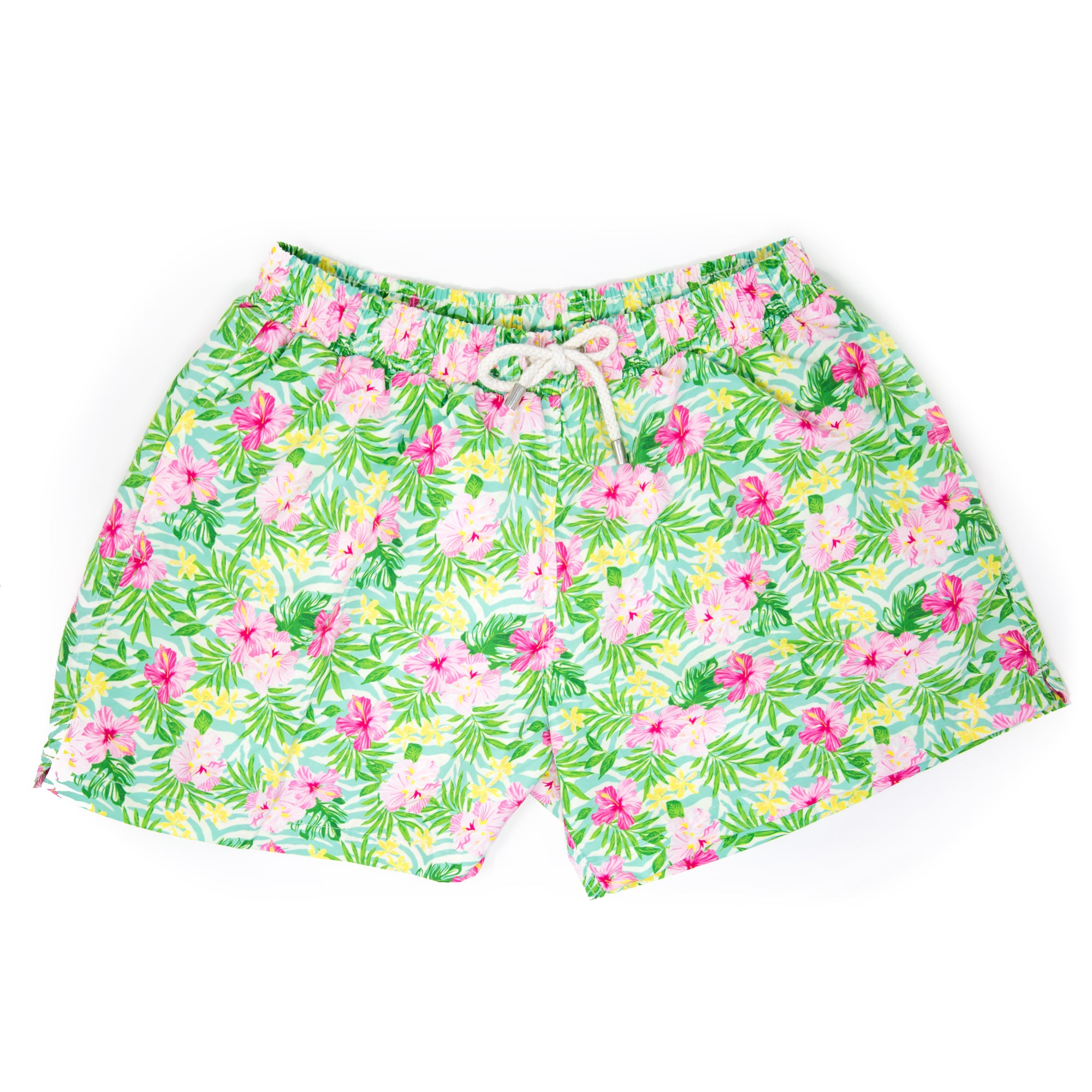 b4aeccc657b86 The Lily Poolmeisters - Men's Swim Trunks - Kennedy Brand Clothing