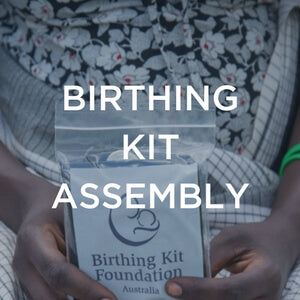 Birthing Kit Assembly