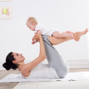 Mammojo sanity savers for new mothers: Do some gentle exercise