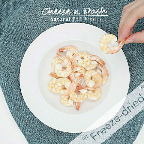哈哈蝦 | Freeze Dried Shrimp