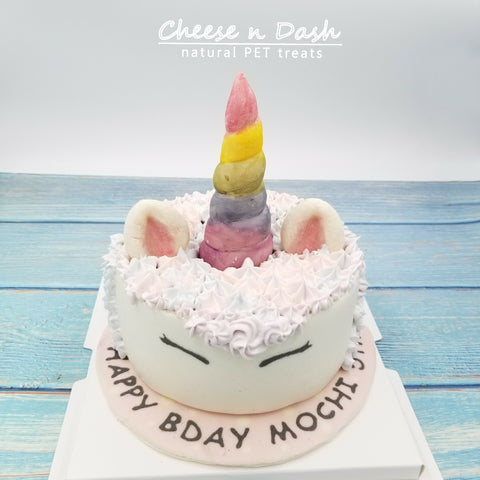 <造型系列> 獨角獸蛋糕 | Themes Cake - Unicorn Pet Cake
