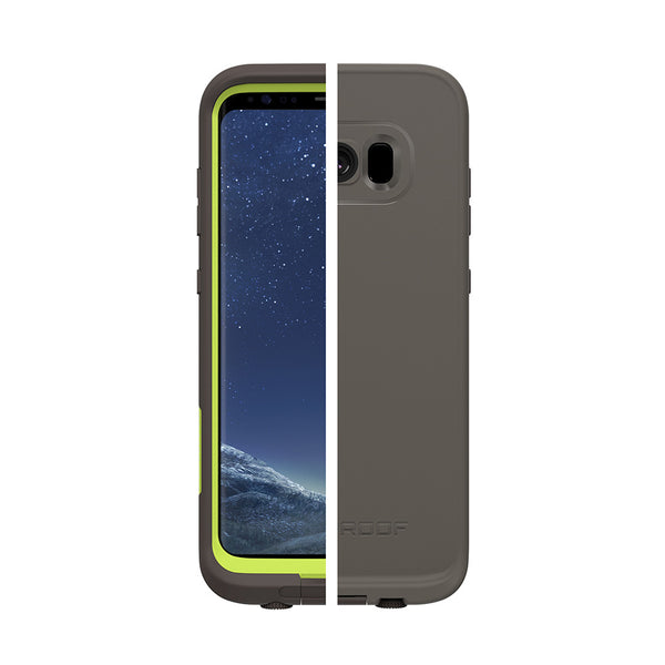 sale retailer efb15 90a54 Lifeproof Fre Case For Samsung Galaxy S8 Plus - Second Wind Grey