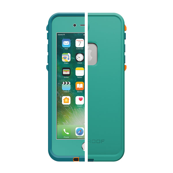 new style b59a4 73be8 Lifeproof Fre Case For iPhone 7 Plus - Sunset Bay Teal