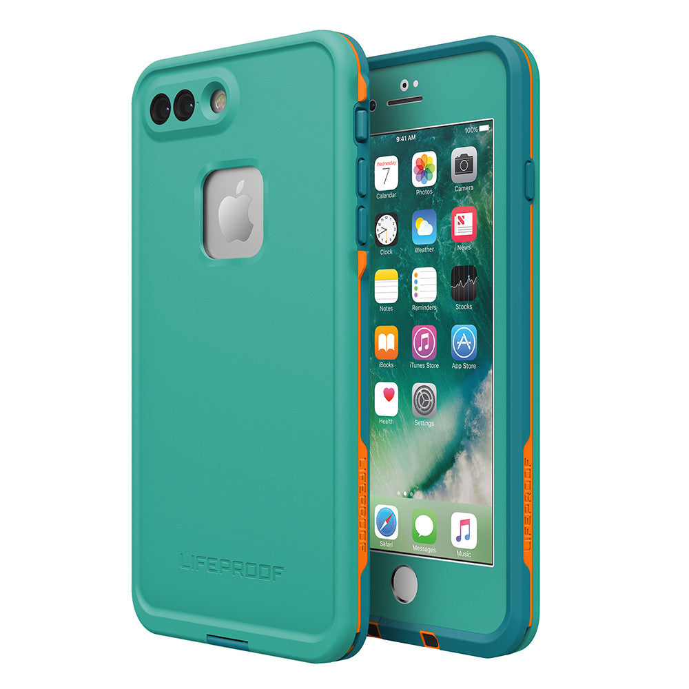 c2f6b766490 Lifeproof Fre Case For iPhone 7 Plus - Sunset Bay Teal - Ryphone