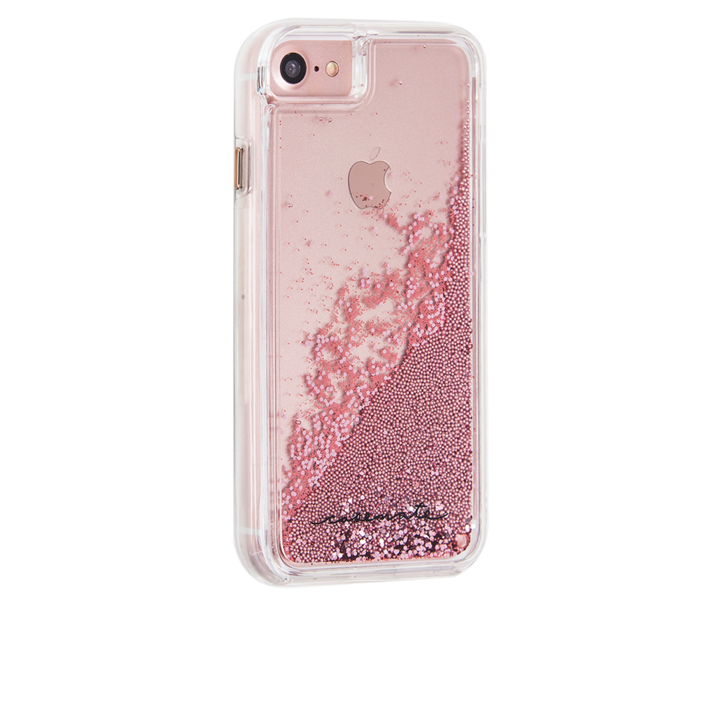 newest 29881 f6346 Case Mate Naked Tough Waterfall For iPhone 7/8 - Rose Gold