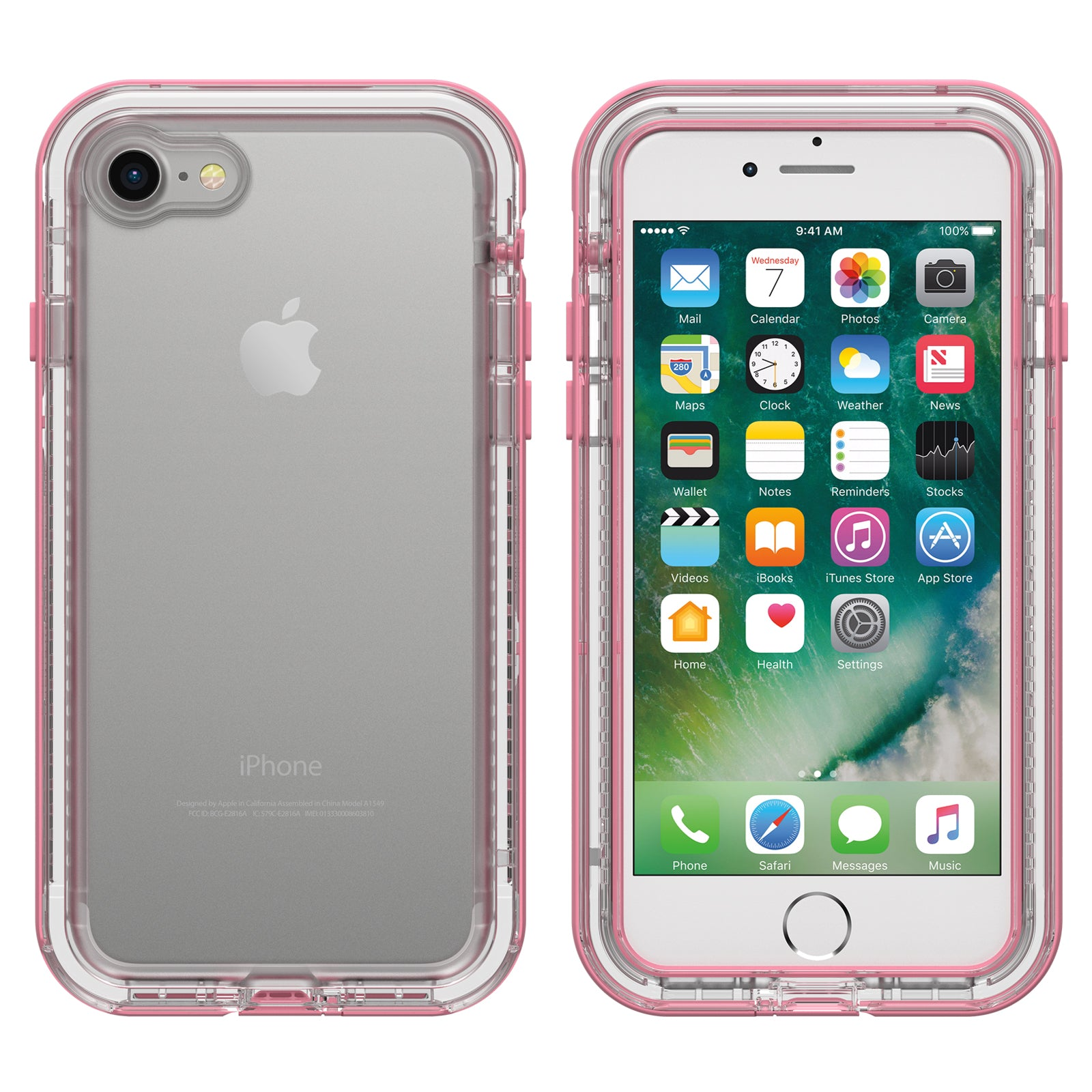 official photos 67846 9b9ba Lifeproof NEXT Case For iPhone 7/8 - Cactus Rose