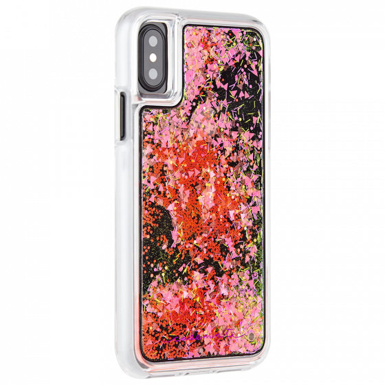 pretty nice 65e99 3bb19 Case Mate Naked Tough Waterfall For iPhone X - Glow