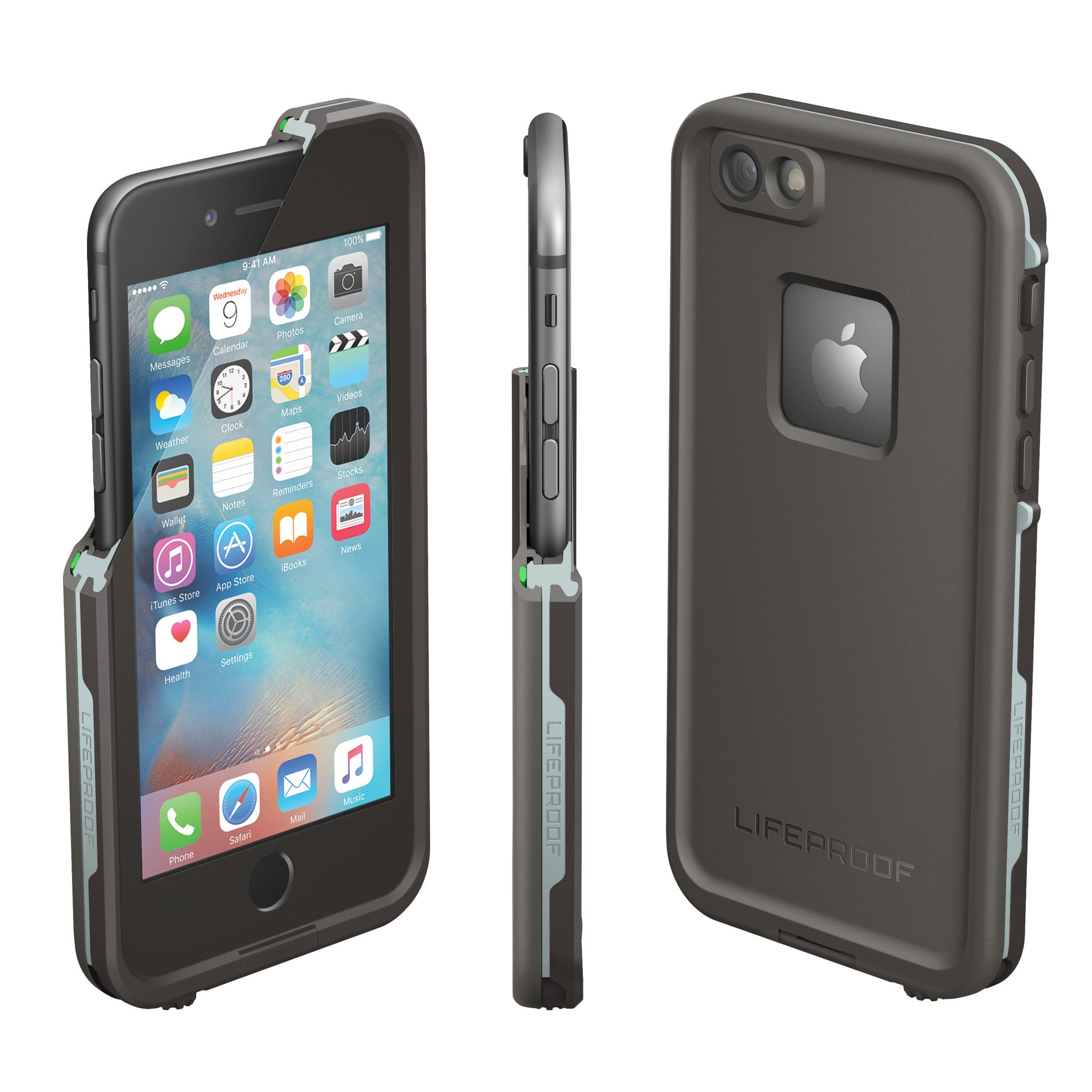 huge selection of c9d98 7b6ed Lifeproof Fre Case For iPhone 6/6S - Grind Grey