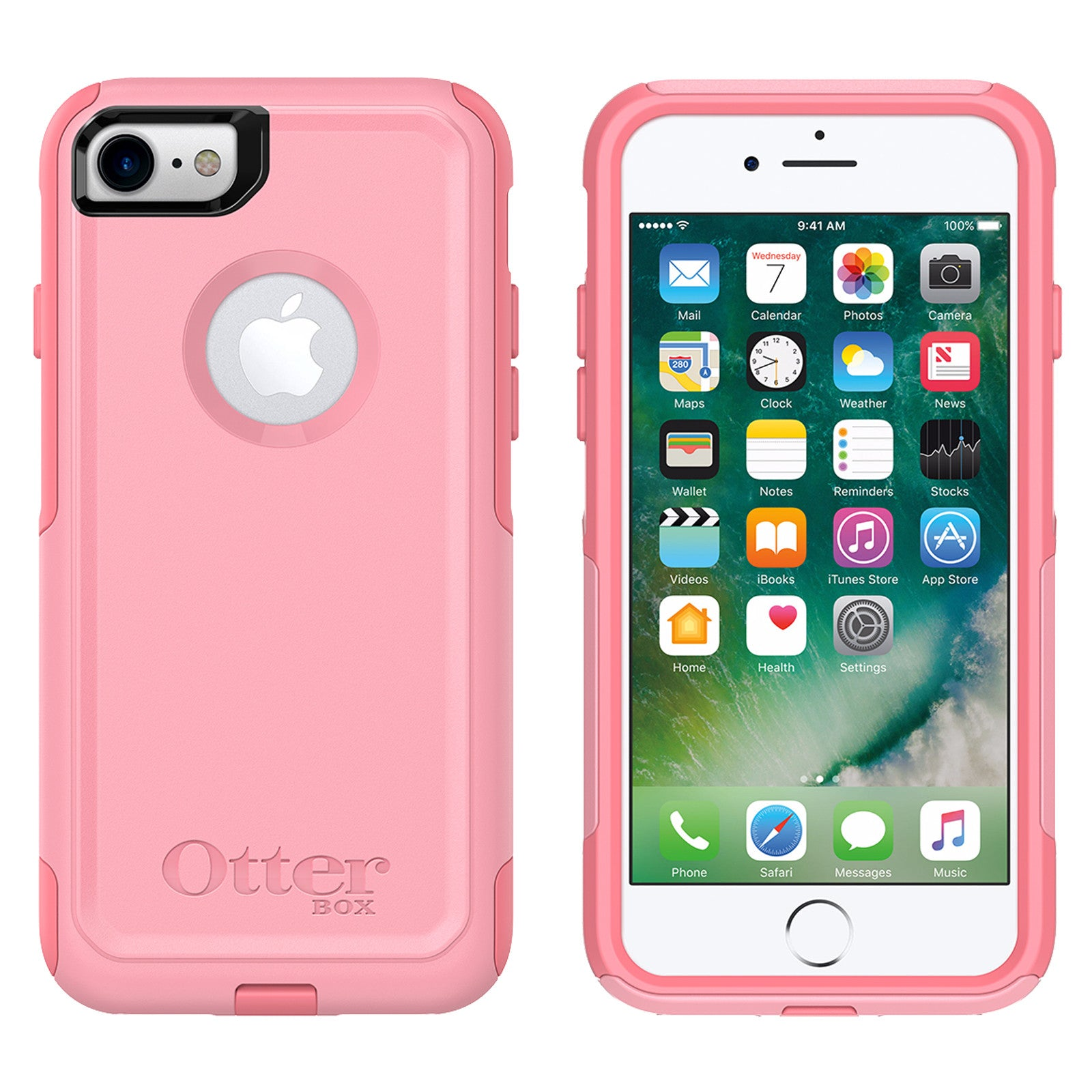arrives f3cc9 ca229 OtterBox Commuter case for iPhone 7/8 - Rosmarine Way