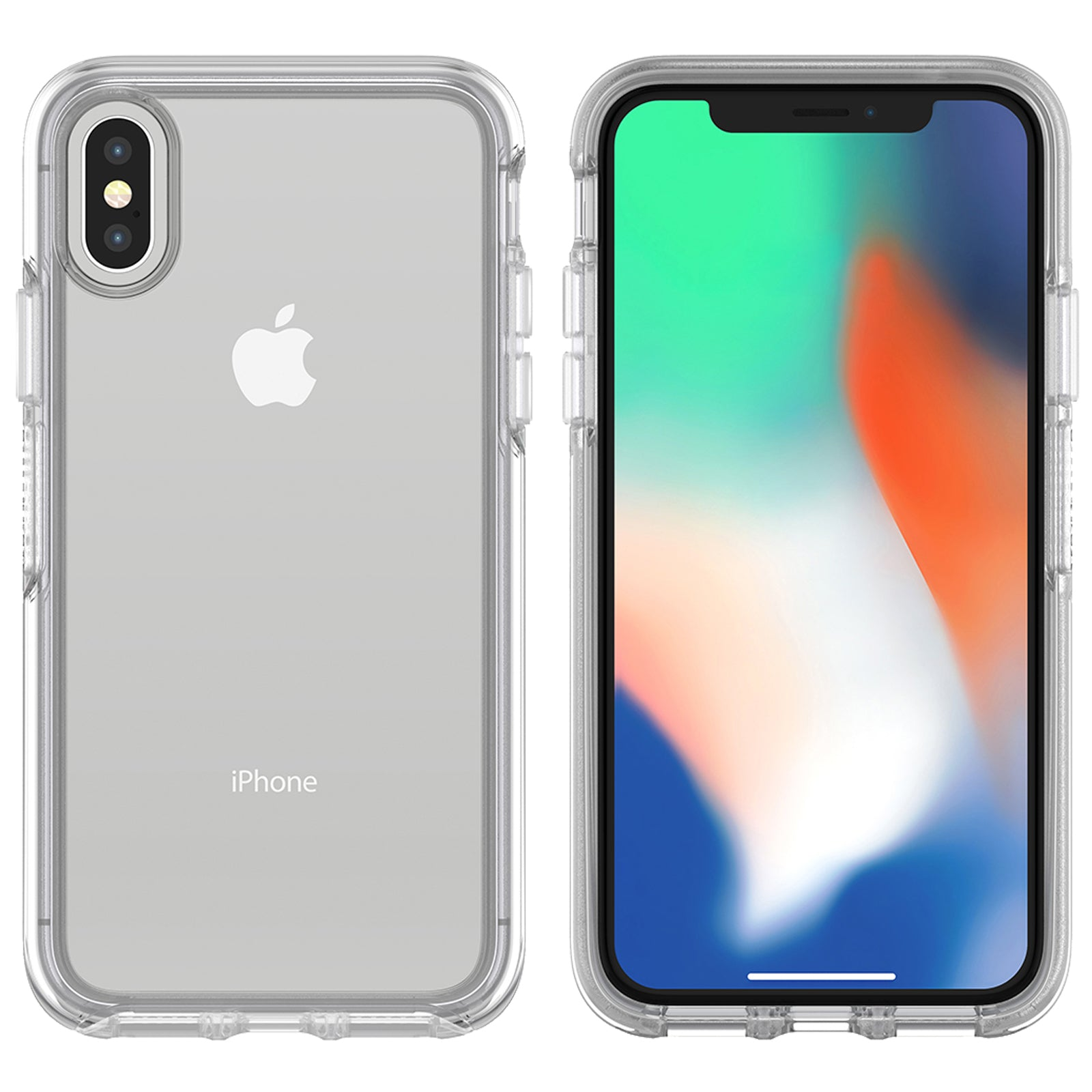 reputable site a62c2 be7bf Lifeproof Fre Case For iPhone X - Night Lite Black