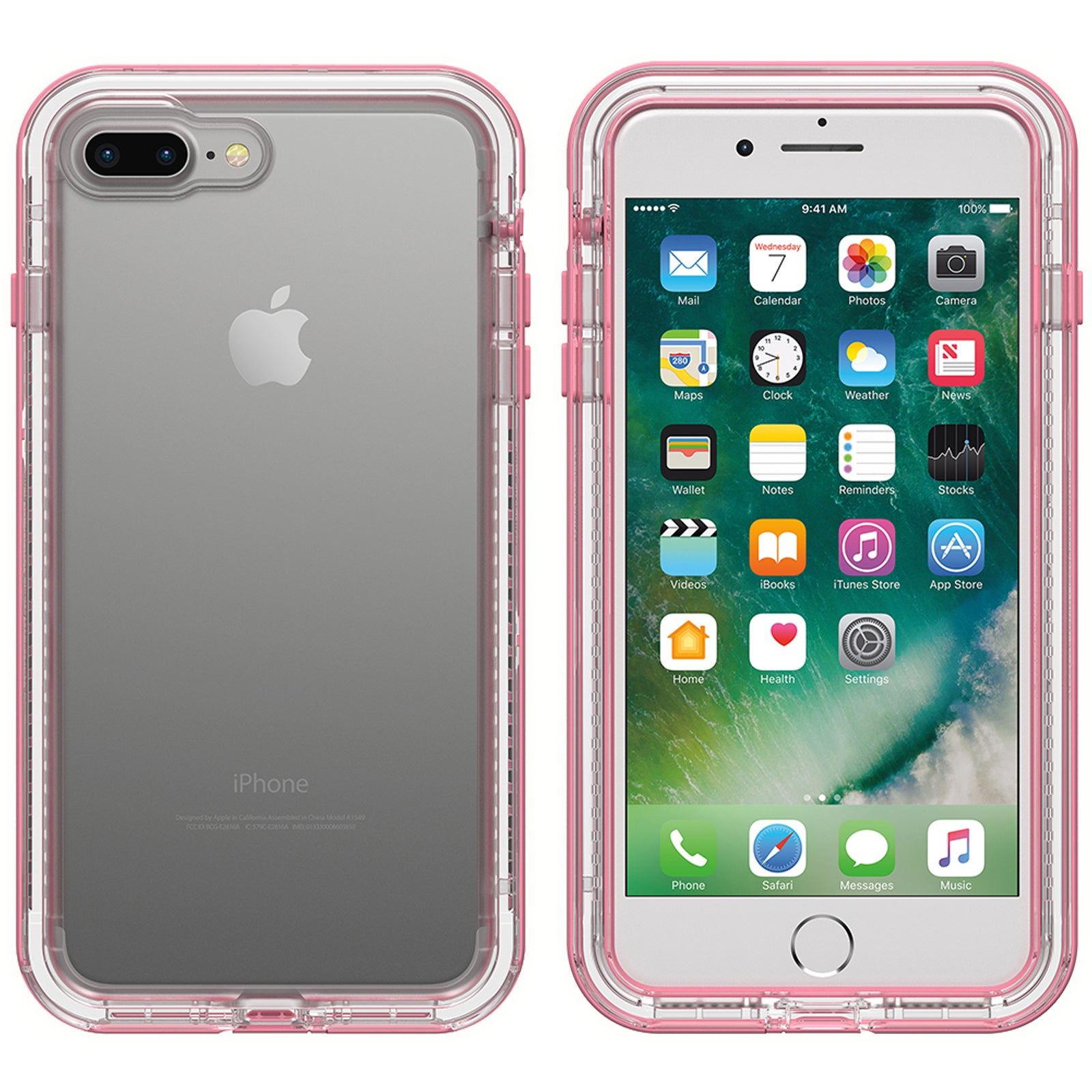 new arrivals ce419 6856f Lifeproof NEXT Case For iPhone 7/8 PLUS - Cactus Rose