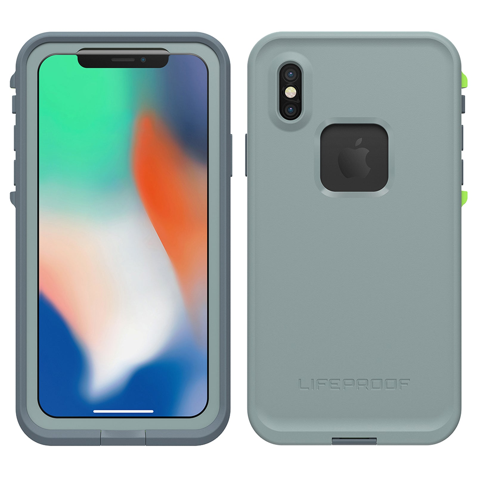 Lifeproof Fre Case For Iphone X Drop In Grey Ryphone Samsung Galaxy S6