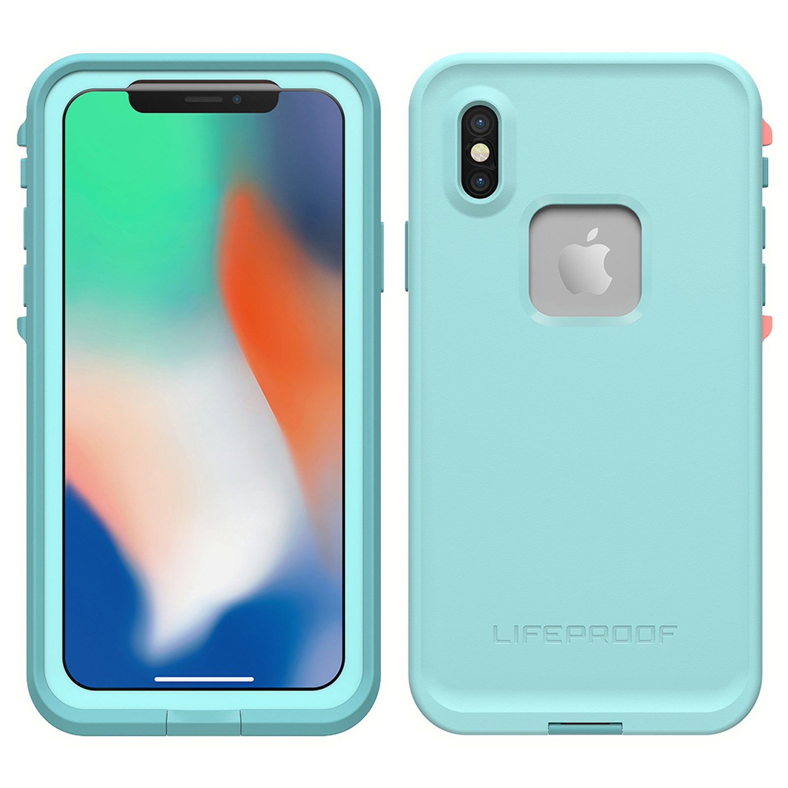 Lifeproof Fre Case For Iphone X Wipe Out Aqua Ryphone Samsung Galaxy S6
