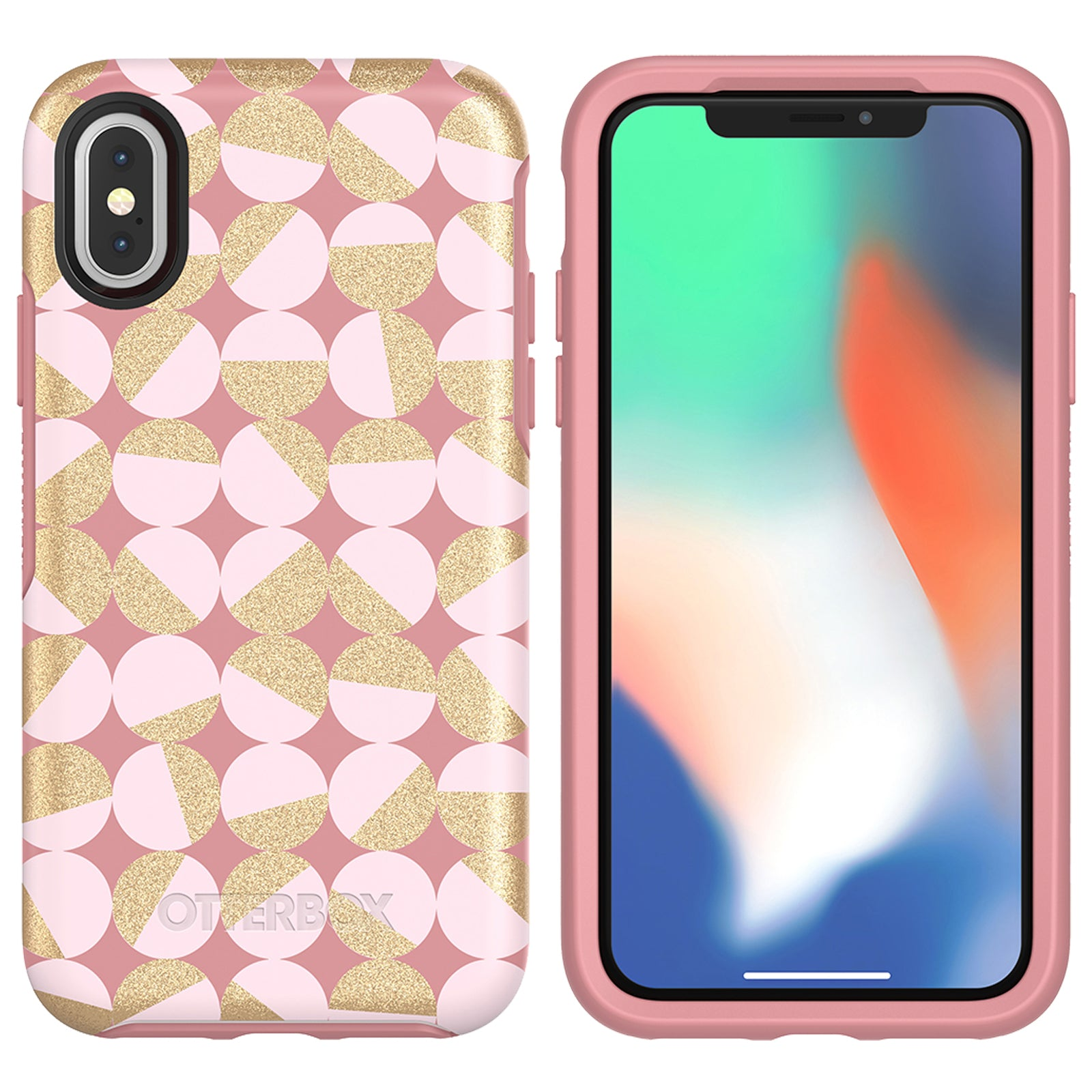 outlet store b05cf c7d9e OtterBox Symmetry case for iPhone X - Mod About You