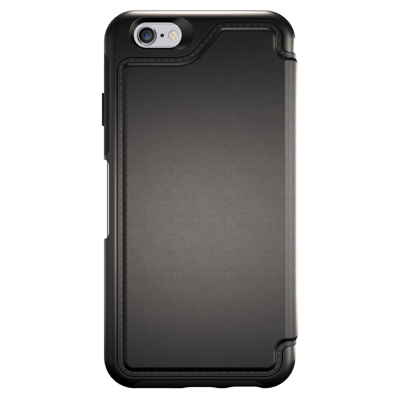 finest selection fc265 2c27a OtterBox Strada Series Wallet For Apple iPhone 6/6S Plus - Black