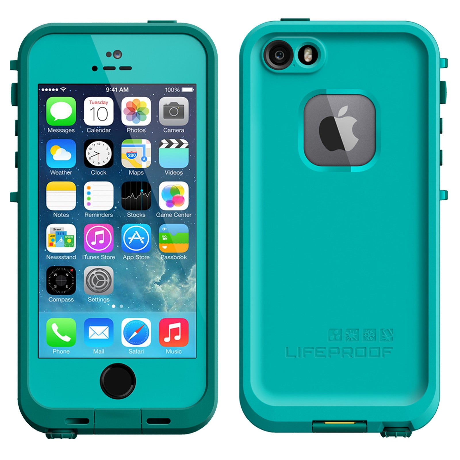 Lifeproof Teal Iphone  Case