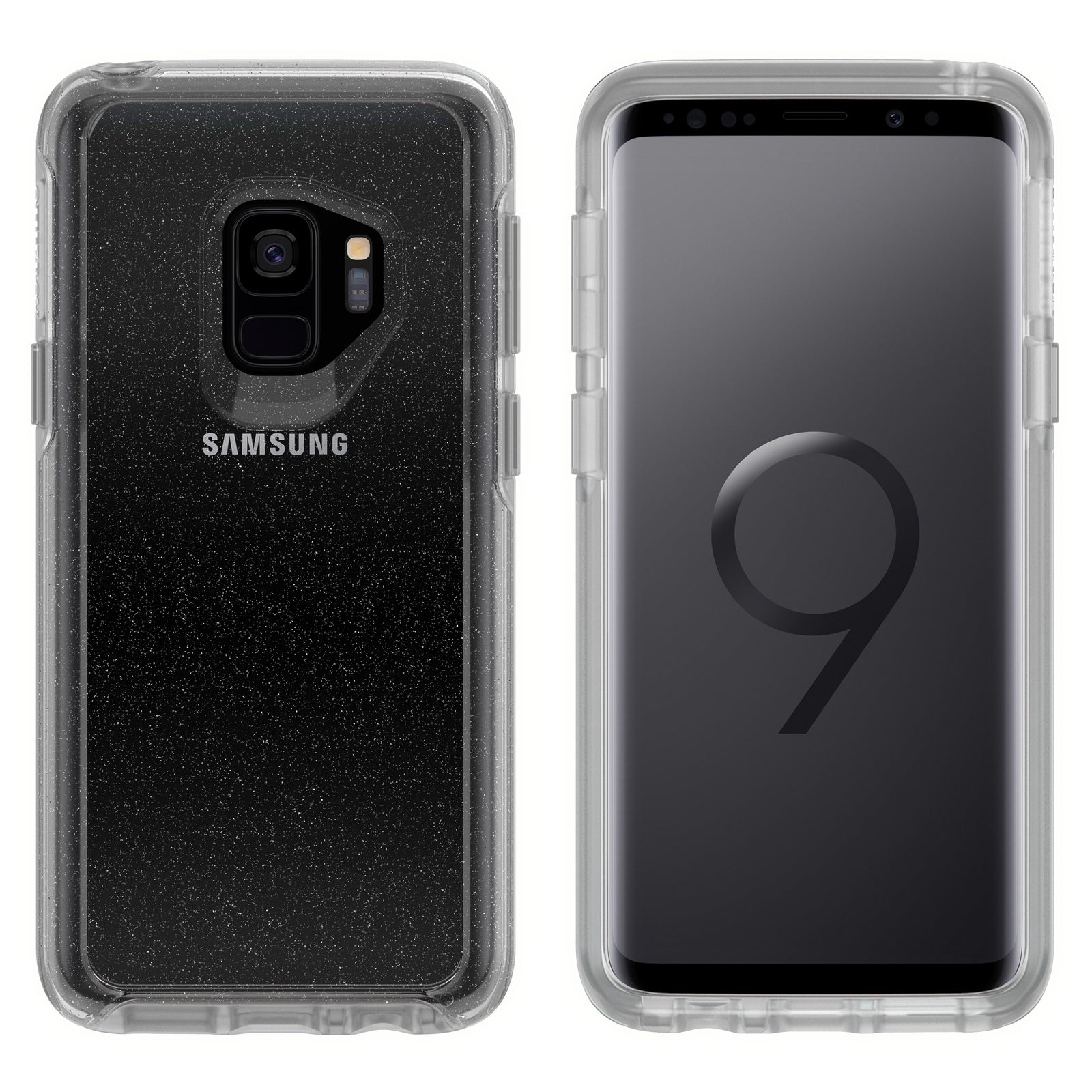 the latest 93185 206d5 OtterBox Symmetry case for Samsung Galaxy S9 - Stardust/Clear