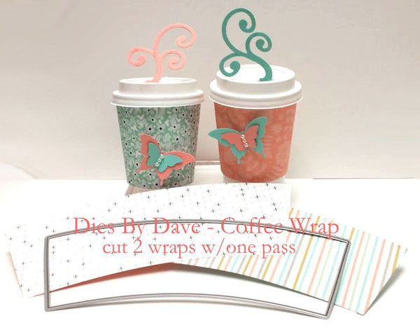 Mini Coffee Wrap READY July 14th